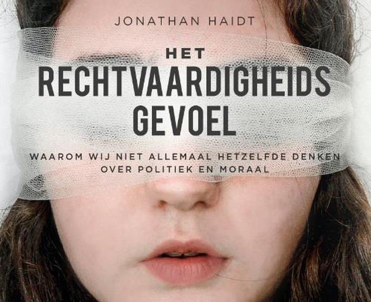 Boekbespreking: Het rechtvaardigheidsgevoel van Jonathan Haidt